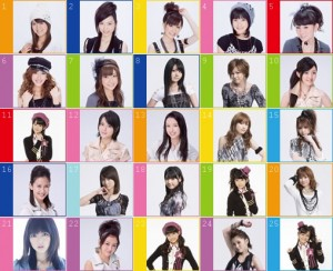 Hello Project 2010 Ranking