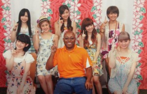 Berryz and Me, Hawaii 2013. Go Go Fight!