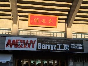 Berruz Budokan -AAICLWY